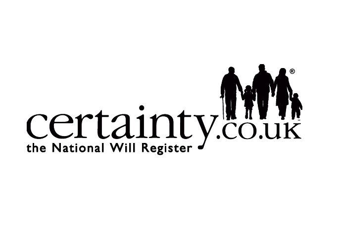 National Will Register Certainty