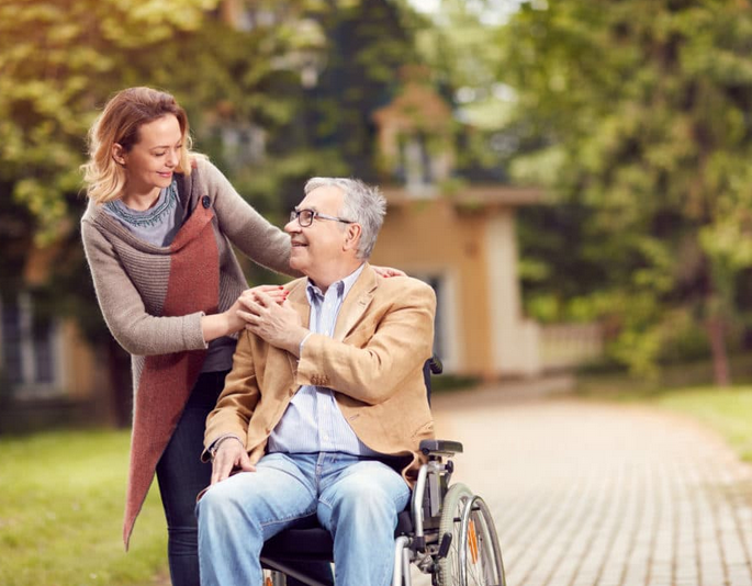who pay for my elderly parents home care