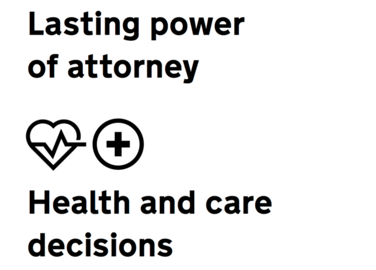 Lasting Power of Attorney Cost.