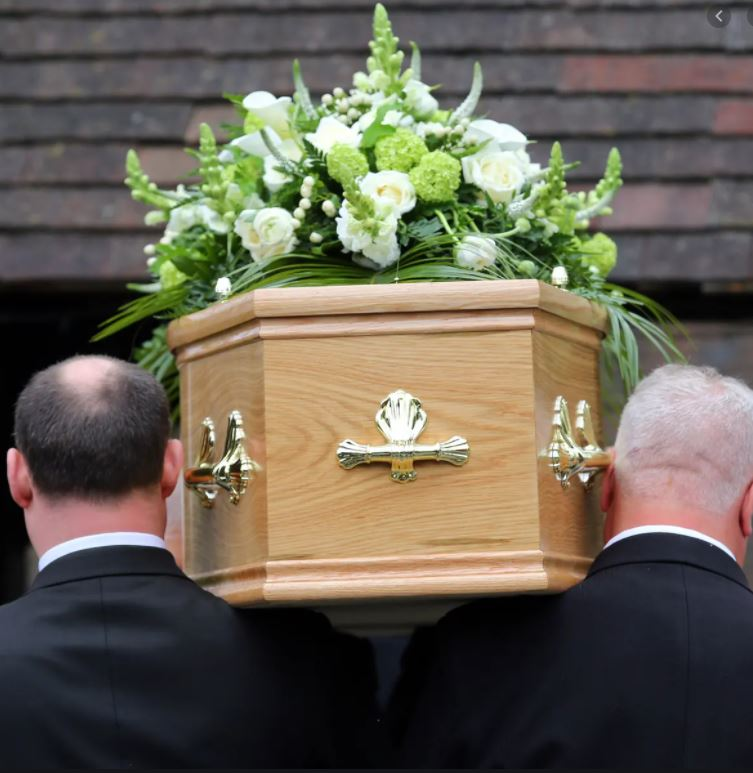 what steps to take if a loved one dies