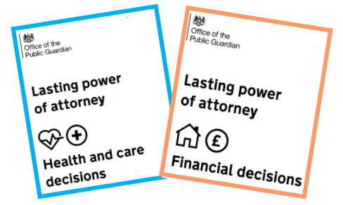 Types of Power of Attorney UK